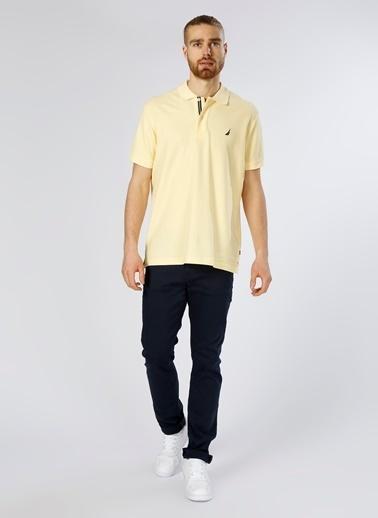 Nautica Tişört Bej